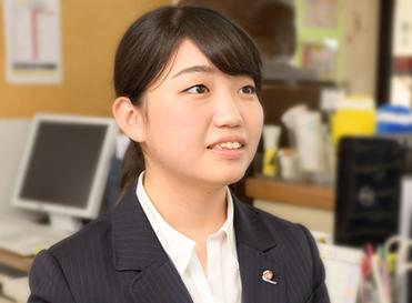 浅見さんから見た、横山さん