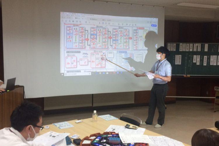 社内勉強会:マネジメントゲーム実施!!